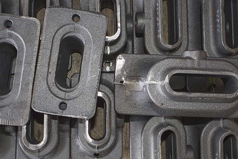 Отливки из стали и чугуна